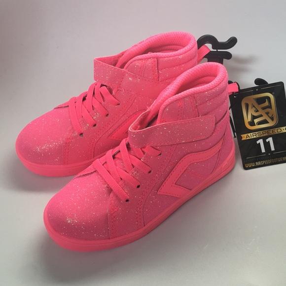 362c0ecdf4e Children little girl got pink tennis shoes